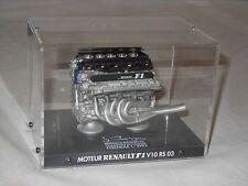 WILLIAMS RENAULT - FORMULA 1 MOTORE V 10 RS 03 1992 - METALLO - FORMULE 1 MOTEUR