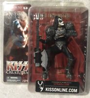 KISS Creatures The Demon Action Figure MOC 2002 McFarlane Toys