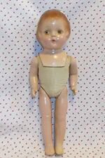 """14"""" COMPOSITION & Cloth SALLY American Character doll Parts, fix & restore"""