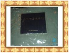 NEW Ralph Lauren DELAUNAY GREEN VELVET Standard Pillow Sham