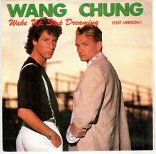 "<702-19> 7"" Single: Wang Chung - Wake Up, Stop Dreaming"