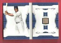 JACKIE ROBINSON GAME USED JERSEY CARD #d11/25 2018 NATIONAL TREASURES DODGERS