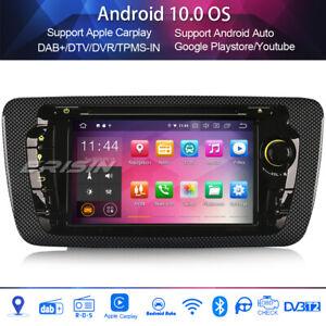 Android 10.0 autoradio bluetooth carplay bluetooth car android for seat ibiza