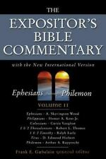The Expositor's Bible Commentary: Ephesians through Philemon by