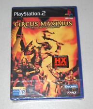PS2 Playstation 2 -  CIRCUS MAXIMUS CHARIOT WARS - ITALIA PAL