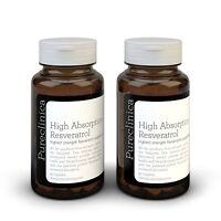 Reservatrol - Grande 1000mg - 6 meses tratamiento - Genuino & Puro - Alto