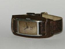 Omega ART Deco Orologio da polso allo stato puro VINTAGE 30-40er, wristwatch calibro 15 JEWELS 20 F