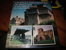Traveller's History of Britain and Ireland by Richard Muir 1983 Hardback conten