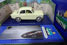 COLLECTION TINTIN ALFA ROMEO GIULIETTA BERLINA 1960 1/43 PRESSE 2118052 voiture