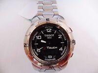 Orologio Tissot T-touch titanio chrono uomo