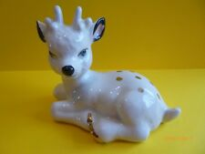 WADE WHIMSIE WHITE BAMBI WITH GOLD SPOTS LE 20 HARD TO FIND