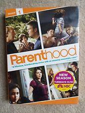 PARENTHOOD SEASON 1 New Sealed 3 DVD Set