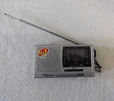 Borg Johnson 12 Band Fm/Tv/Mw/Sw1-9 Receiver Hs-912R