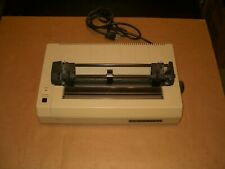 Radio Shack Tandy 26-1276 DMP 105 Printer for parallel and Color Computer - 1985