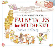 Fairytales for Mr Barker, Ahlberg, Jessica, New Book