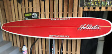 Hollister Surf Board, Was Used As A Prop In The Store