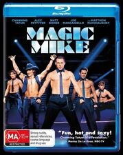 Magic Mike (Blu-ray, 2014) Channing Tatum