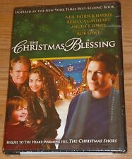 The Christmas Blessing (DVD, 2007) NEW & SEALED  Rob Lowe Neil Patrick Harris