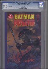 Batman Predator #1  CGC 9.6  Dark Horse & DC ( rare combination) 1991 8 cards