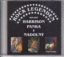 CD Harrison panka & Nadolny Jane Kin Ping U GEFF Harrison Skin Deep crauti Rock