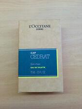 Brand New Loccitane Cap Cedrat Eau De Toilette 75ml