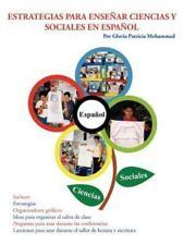 Estrategias Para Ensear Ciencias Y Sociales En Espaol (Spanish Edition)