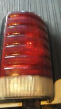 1991 to 1995  DODGE CARAVAN/PLYMOUTH VOYAGER R/H TAIL LAMP ASSEMBLY USED