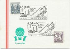 A 1975/8 3 versch SST WINTERSPORT 4820 BAD ISCHL 6395 HOCHFILZEN 8970 SCHLADMING