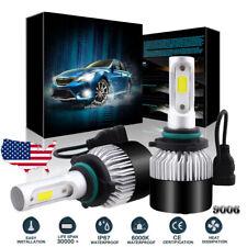 9006 HB4 LED Headlight Bulb Kit For Honda Civic Odyssey Accord Low Beam 1320W US