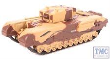 76CHT001 Oxford Diecast 1:76 Scale OO Gauge Churchill Tank MkIII Kingforce