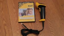 Wlr8950 Bi-Color Ccd Barcode Scanner w/ 6ft Cable 3 mil Resolution w/ software