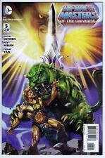 HE-MAN AND THE MASTERS OF THE UNIVERSE  #5 - DC - 2013