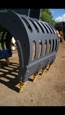 6 - 9 Ton Multi Purpose Excavator Grab Grapple HARODX !! VAT INC ! FREE DELIVERY