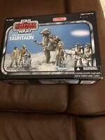 Star Wars Vintage Luke Skywalker's Tauntaun in the Original Box.