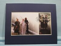 Lord of the Rings featuring Merry & Pippin & First Day Cover of their own stamp