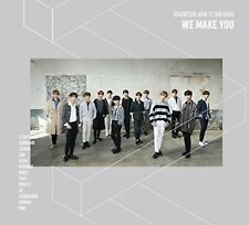 SEVENTEEN  1st Mini Album [WE MAKE YOU] Type A (CD) Limited F/S w/Tracking# NEW
