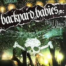 30 CD's ~ wholesale lot ~ BACKYARD BABIES Live Live in Paris ~ punk rock NEW