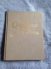 The Questions Book: for Marriage Intimacy / Dennis & Barbara Rainey - 1988