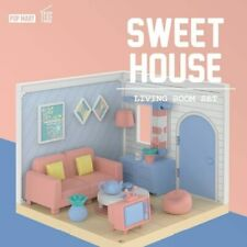 POPM0100: POP MART Sweet House Playset (Living Room + 1 Light)