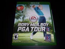 Replacement Case (NO GAME) ROY MCILROY PGA TOUR XBOX ONE 1 - 100% Original Box