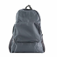 Nylon Foldable Portable ZIPPER Travel Hiking Backpack Outdoor Shoulder Bags