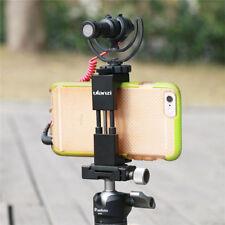 Telefono Cellulare Fotocamera Staffa Supporto Treppiede Clip Mount per Monopiede Supporto