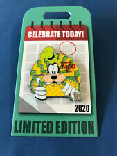 New ListingGoofy Taco Day Disney Pin Coco 2020 Celebrate Today Series Limited Edition New