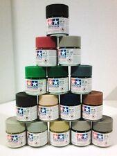 Tamiya acrylic paint. BUNDLE!!!!  15 × 23ml.