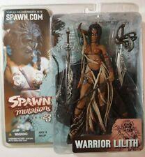 McFarlane Toys Spawn Mutations Series 23 Warrior Lilith Figure 2004 Sealed