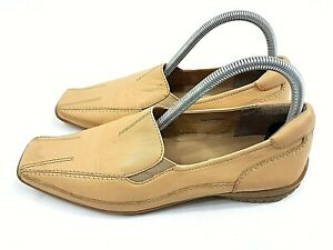 Pavers Casual 100% Leather Upper Shoes