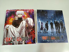Tokyo Ghoul Temporada 2 - 2 X BLU-RAY + Libro - 12 Episodios Manga anime