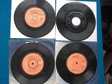"6 X VINYL 7"" SINGLES -  DAVID BOWIE -  WORTH A LOOK - RARE SINGLES"