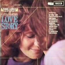 1971 Ronnie Aldrich And His Two Pianos Love Story Vinyl LP 黑膠唱片 Phase 4 Stereo