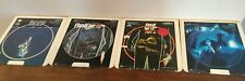 SelectaVision videodisc Lot Of 4 Horror Friday the 13 the deep the fog gore